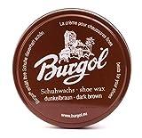 Burgol Schuhwachs (dunkelbraun)