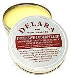 DELARA Intensive Lederpflege, farblos, 75 ml - Imprägniert und schützt Leder...