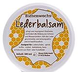 Bienenwachs Lederbalsam Lederpflege 180 ml Geeignet für: Lederschuhe, gürtel,...