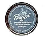 Burgol Palmenwachs-Schuhcreme Grau , 75 ml, (Grundpreis Euro 14,53 / 100 ml)