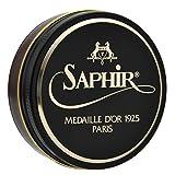 Saphir Pate de Luxe 100 ml (100 ml, Mittelbraun)