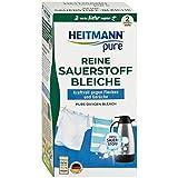 HEITMANN pure Reine Sauerstoffbleiche: Ökologisches Bleichmittel, hohe...