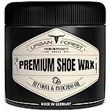 Schuhcreme Schuhwachs 250ml farblos mit Bienenwachs & Avocado-Öl |...